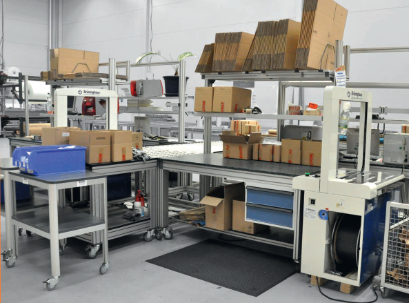 Packaging and handling